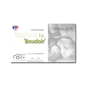 cadeaubon fotoshoot Boudoir 1u