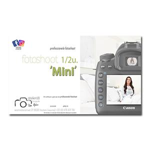 fotoshoot Mini (pakket)
