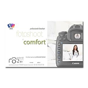 fotoshoot Comfort (pakket)