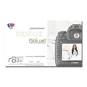 fotoshoot Deluxe (pakket)